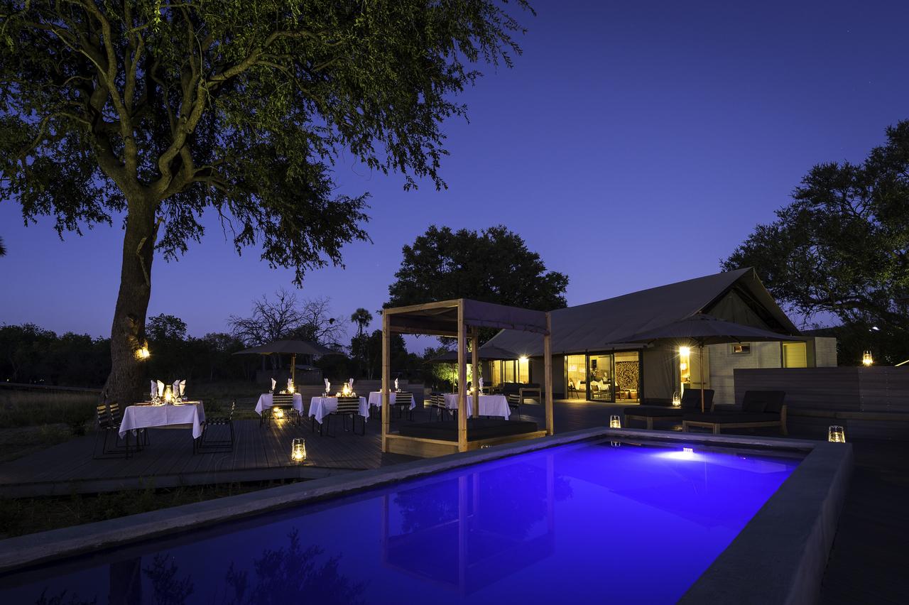 Exclusive Tasimba Linkwasha Camp at night
