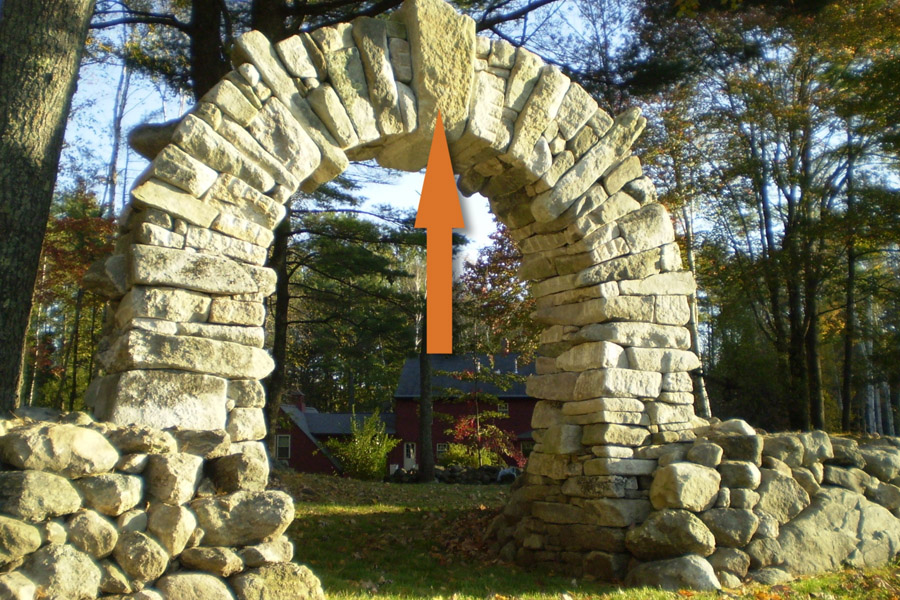 Tasimba - Keystone Individual - Arch