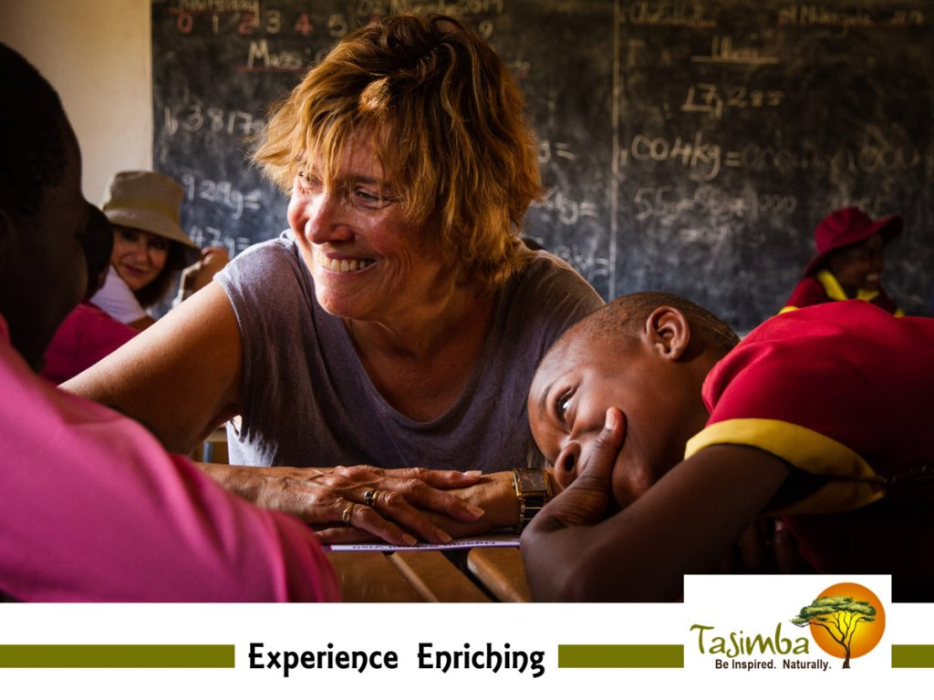 Tasimba Experience Africa's Soul Deep Immersion Ngamo Primary School