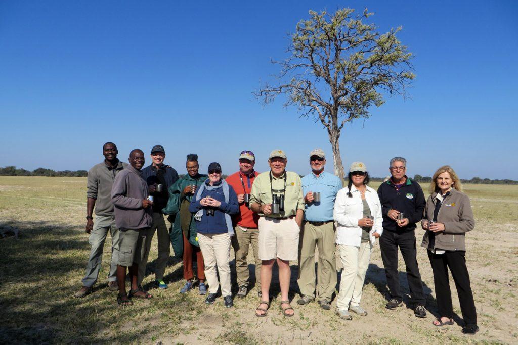 Tasimba Safari, Group Photo, Linkwasha