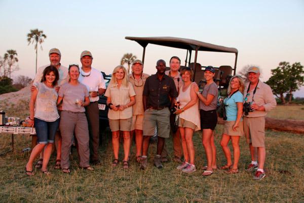 Tasimba Safari - What's in a Name - Clan Photo