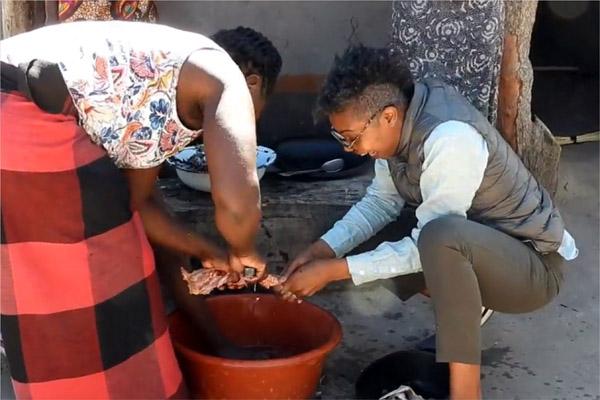 Tasimba - Africa Will Change Your Life - village